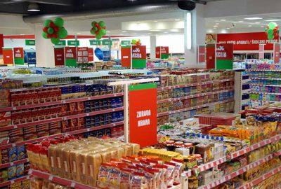 [塞爾維亞生活] 超市找零問題!? 一個月一餐飯的錢 就在超市被消失了!!