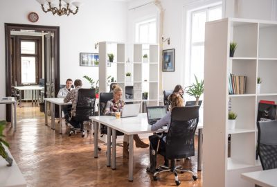 塞爾維亞 在貝爾格萊德的共享辦公室