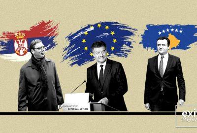 科索沃領導人團結一致,要求塞爾維亞在對話結束時承認科索沃獨立